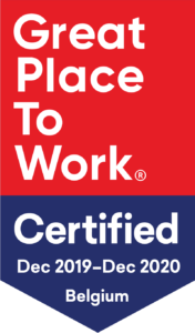 i8c - Great Place To Work Certified (Feb. 2020 - Feb. 2021)