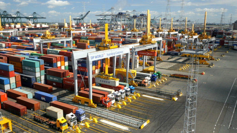 i8c - DP World Antwerp - Reference Case