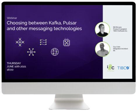Webinar Choosing between Kafka, Pulsar and other messaging technologies